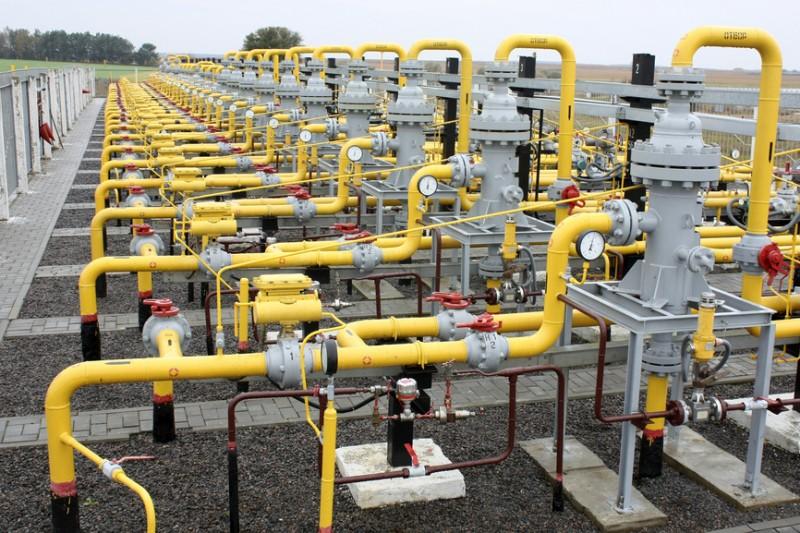 схемы газоснабжения и
